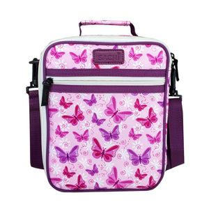 Sachi Insulated Lunch Tote - Butterflies