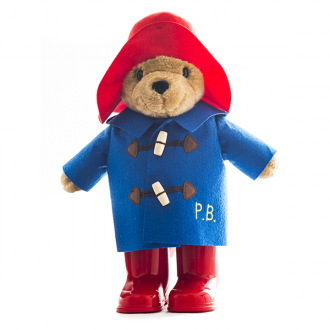 Paddington Bear Plush Doll