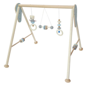 Hess-Spielzeug Baby Play Equipment Natural Blue