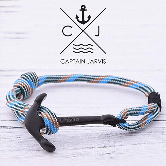 Captain Jarvis - Anker Armband Africa