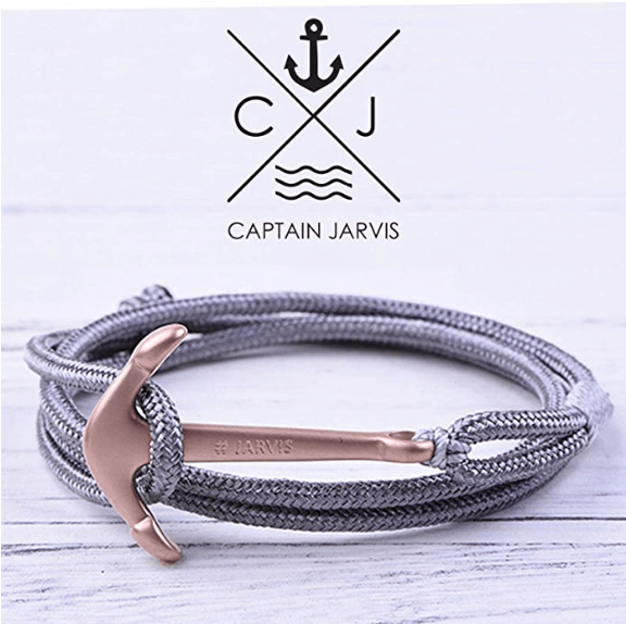 Captain Jarvis - Anker Armband Antarctica