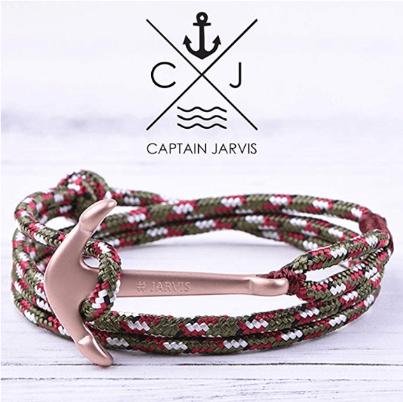 Captain Jarvis - Anker Armband Canada
