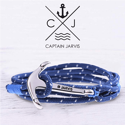 Captain Jarvis - Anker Armband Capetown