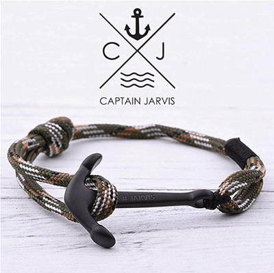 Captain Jarvis - Anker Armband Highlands