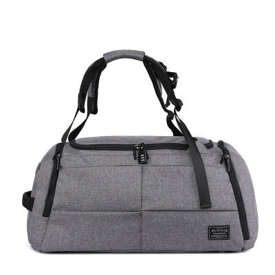 Terylene Men Sport Fitness Bag Multifunction Tote Gym Bags For Shoes  Storage Outdoor Travel Anti- 35340b8aa6fe7