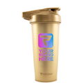ACTIV Shaker Cup, 28oz, Gold, Your Brand Here, Performa Custom Canada