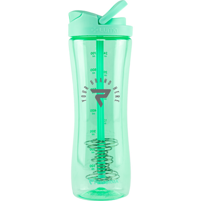 28oz (800mL), LUMA Shaker, Mint, Performa Custom