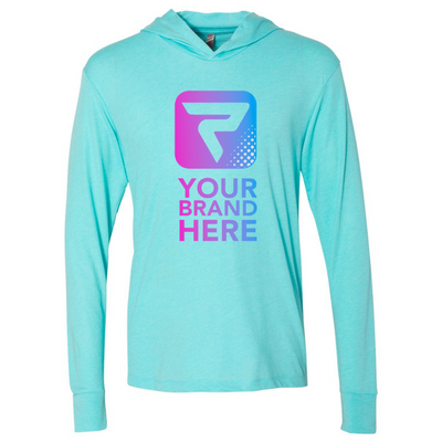 TriBlend Pullover Hoodie, Unisex, Your Brand Here , Performa Custom