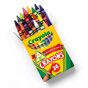 Crayola Box Chronicles