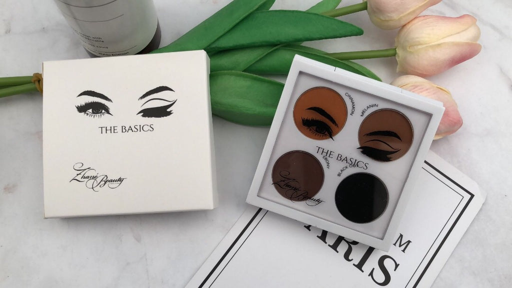 The Basics Matte Eyeshadow Palette