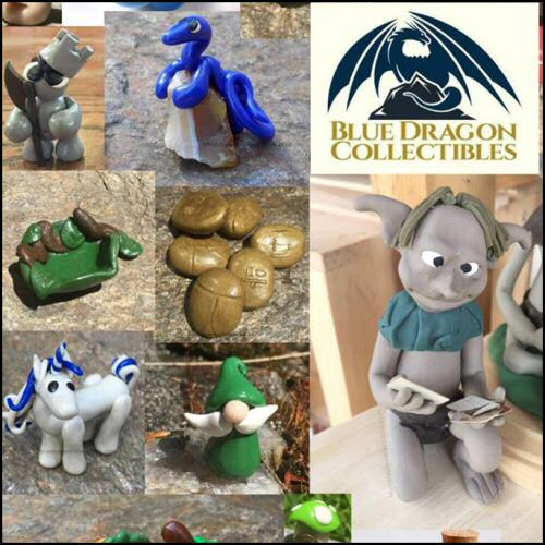 Blue Dragon Collectibles