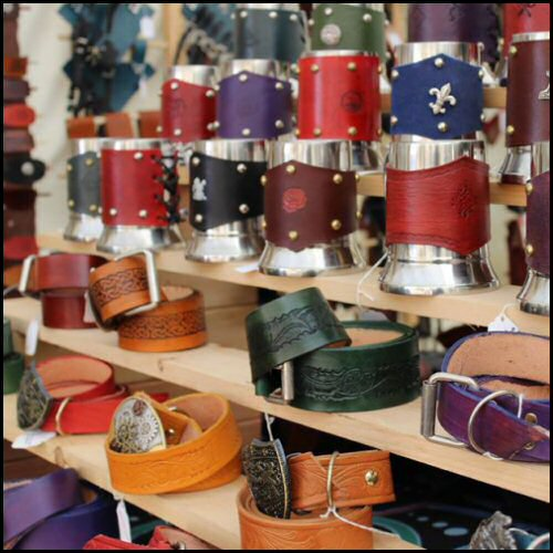 Made By Hand Leather