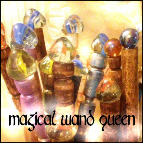 The Magical Wand Queen