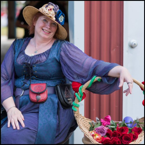 The New England Rose Wench