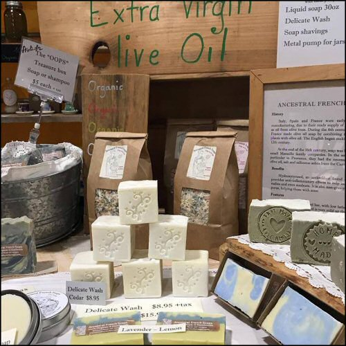 Ancestral French Soaps