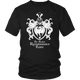 The Official Maine Renaissance Faire Tee Shirt in Black