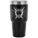Laser Etched Maine Renaissance Faire Travel Tumbler