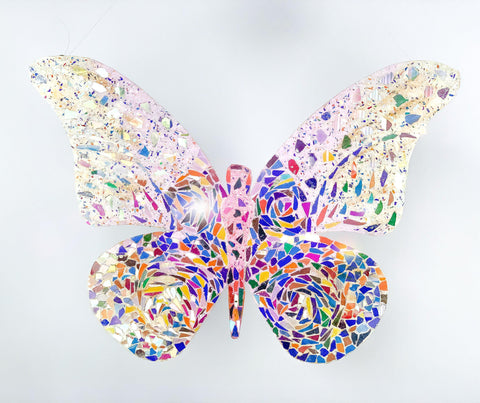 Butterfly Wall Piece by Sunshiners®