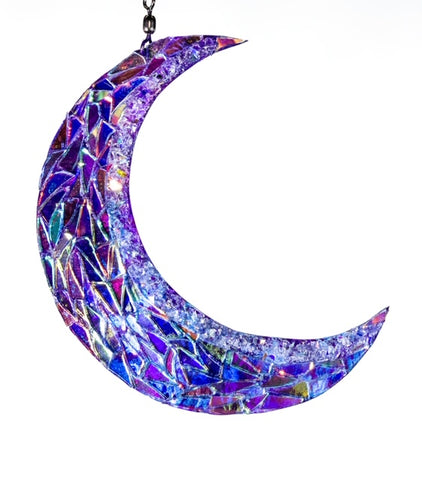 QUICK SHIP:  Crescent Moon - Limited Edition