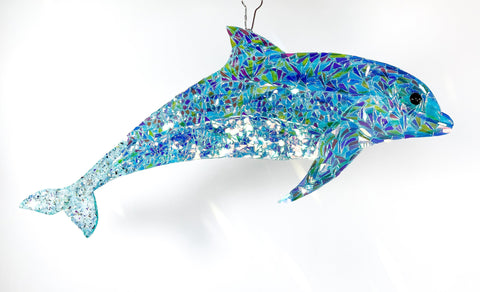Dolphin Wall Piece by Sunshiners®