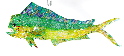 Mahi Mahi Wall Piece by Sunshiners®