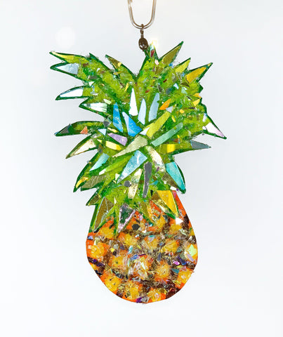 Pineapple Ornament - Premium Collection
