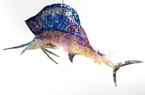 Sailfish Wall Piece