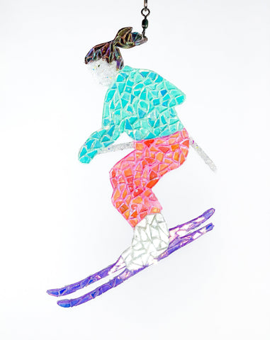 Skier by Sunshiners®