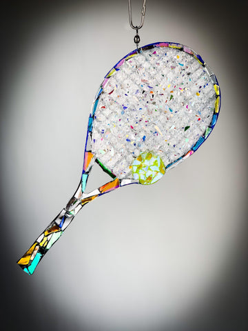 Tennis Racquet by Sunshiners®