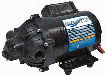 EVERFLO EF5500 Diaphragm Pump