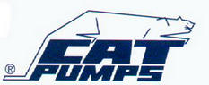 Cat Pump Kits for Models 2SF20ES, 2SF22ELS, 2SF30G