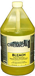 12% Bleach Cleaning Solution