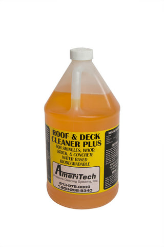 Roof & Deck Cleaner