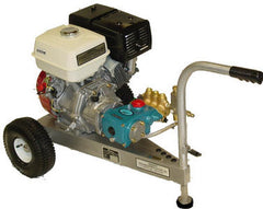 Gear Driven Pressure Cleaners