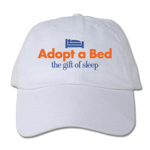Adopt a Bed Short Baseball Cap