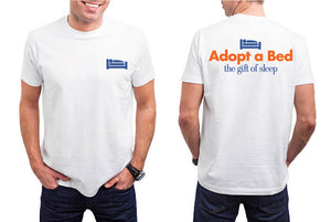 Adopt a Bed Short Sleeve T-Shirt