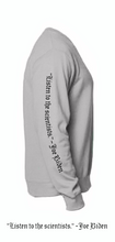 Load image into Gallery viewer, Fault Lines Sweatshirt (Shark)