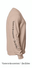 Load image into Gallery viewer, Fault Lines Sweatshirt (Sand Shark)