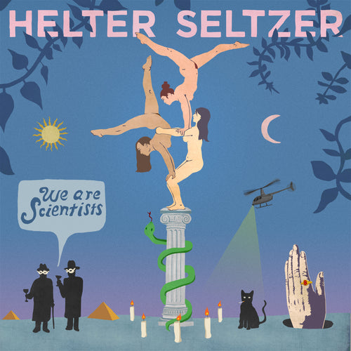 Helter Seltzer (CD) | We Are Scientists Official Store