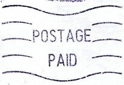 Postage Cost