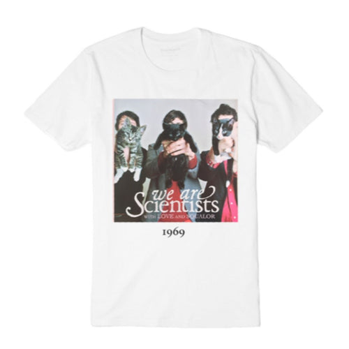 With Love & Squalor Album Cover - T Shirt