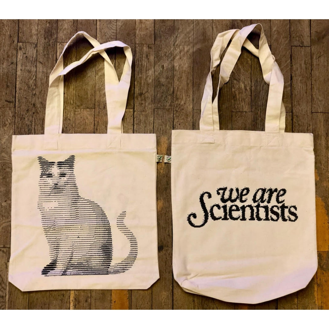 Computer Cat - Tote Bag