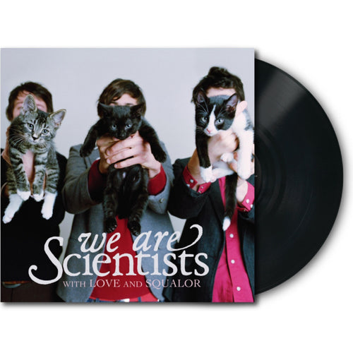 With Love and Squalor (Vinyl LP) | We Are Scientists Official Store