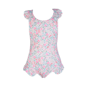 'Bonnie' One Piece Floral Print - The Firefly Collection