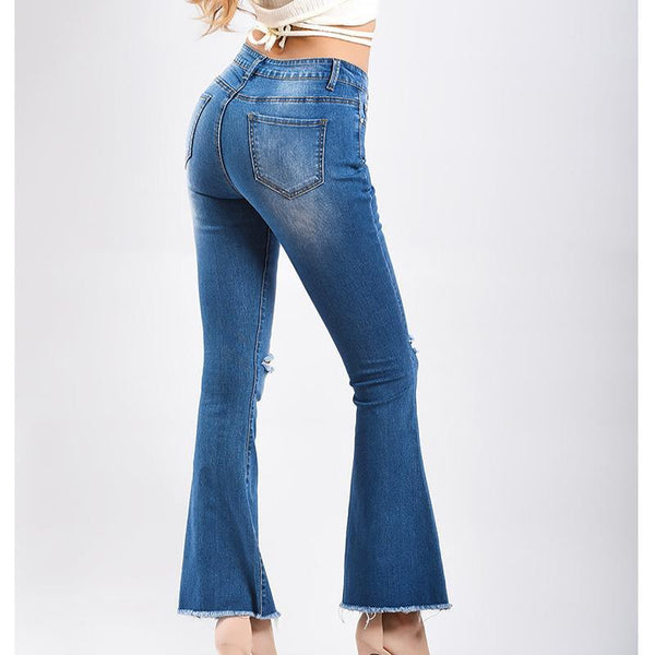 Slim Slimming Jeans Pants