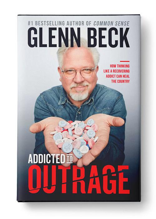 Glenn Beck Addicted to Outrage Book
