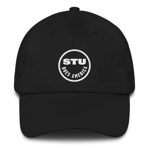 Stu Does America Logo Dad Hat