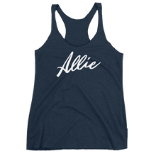 Load image into Gallery viewer, Allie Script Women's Tank