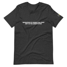 Load image into Gallery viewer, Separation of Church & State T-Shirt