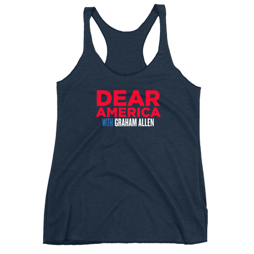 Dear America with Graham Allen Women's Tank